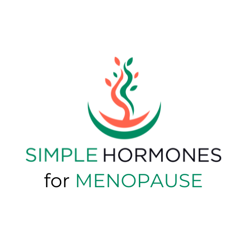 Simple Hormones for Menopause Logo