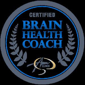Amen Clinics Health Coach Seal