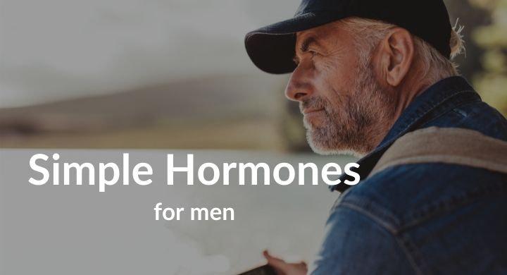 Simple Hormones for Men
