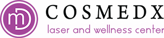 MD Cosmedx Center logo