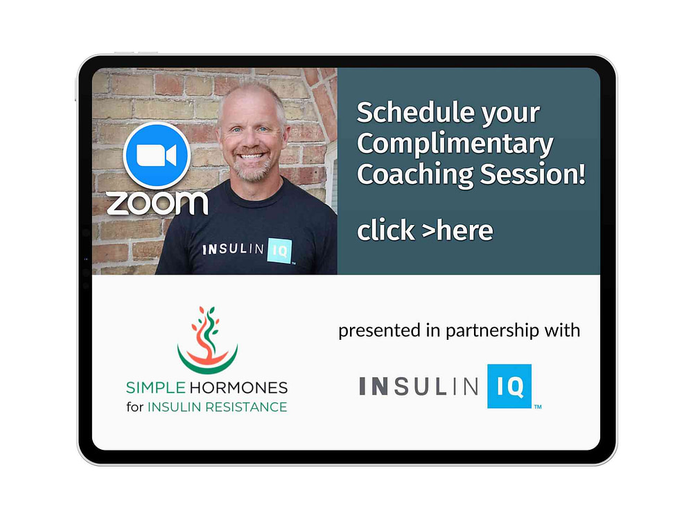 Insulin Resistance Coaching and Education