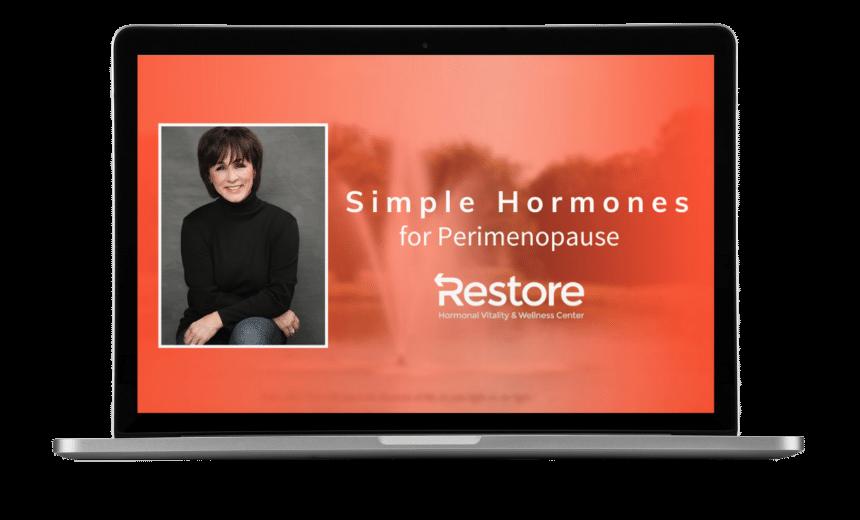 Lisa Grissim Simple Hormones for Perimenopause