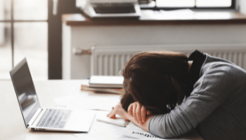 Perimenopause exhaustion